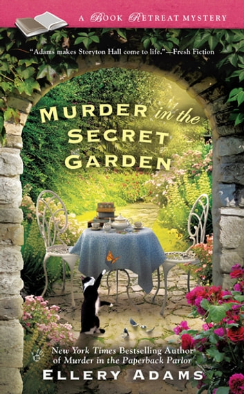 Murder in the Secret Garden ebook by Ellery Adams
