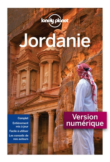 Jordanie 5ed ebook by LONELY PLANET