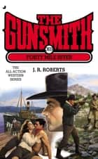 The Gunsmith #369 ebook by J. R. Roberts