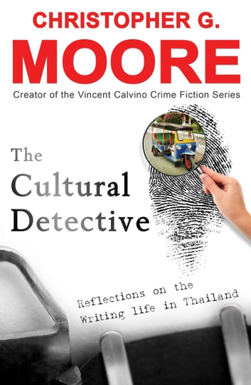The Cultural Detective ebook by Christopher G. Moore