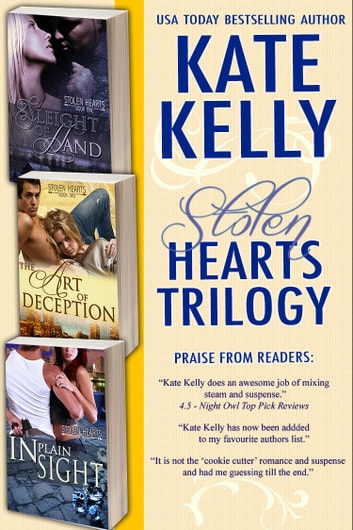Stolen Hearts (Boxed Set) ebook by Kate Kelly