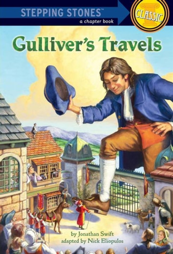 Gulliver's Travels eBook by Jonathan Swift,Nick Eliopulos