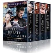 Sacred Breath Series (Books 1-4) ebook by Nadia Scrieva