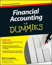 Financial Accounting For Dummies ebook by Maire  Loughran