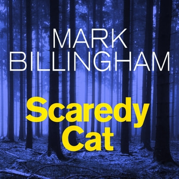Scaredy Cat audiobook by Mark Billingham