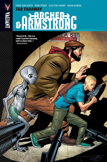 Archer & Armstrong Vol. 3:Far Faraway TPB ebook by Fred Van Lente