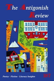 Antigonish Review - Issue# 187 - The Antigonish Review magazine
