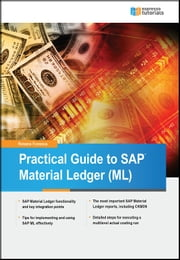 Practical Guide to SAP Material Ledger ebook by Rosana Fonseca