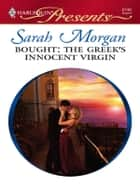 Bought: The Greek's Innocent Virgin ebook by Sarah Morgan