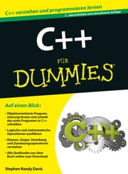 C++ für Dummies ebook by Stephen R. Davis
