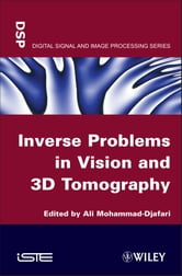 Inverse Problems in Vision and 3D Tomography ebook by
