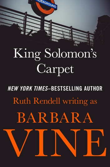 King Solomon's Carpet ebook by Ruth Rendell