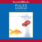 Rules audiobook by Cynthia Lord