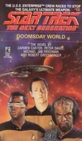 Doomsday World ebook by Peter David,Michael Jan Friedman,Robert Greenberger,Carter Carmen