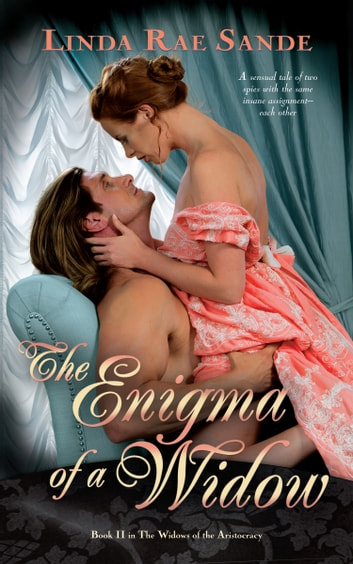 The Enigma of a Widow ebook by Linda Rae Sande