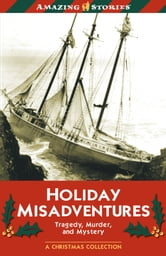 Holiday Misadventures - Tragedy, Murder and Mystery ebook by Johanna Bertin