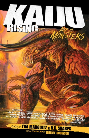 Kaiju Rising - Age of Monsters ebook by