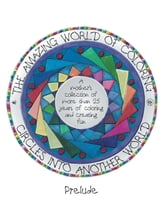 Circles into Another World, The Amazing World of Coloring - Prelude ebook by Kathy Walters