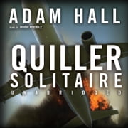 Quiller Solitaire audiobook by Adam Hall