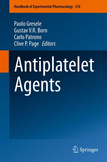 Antiplatelet Agents ebook by