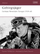 Gebirgsjäger ebook by Gordon Williamson,Darko Pavlovic