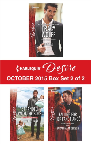 Harlequin Desire October 2015 - Box Set 2 of 2 - An Anthology ebook by Tracy Wolff,Elizabeth Lane,Sarah M. Anderson