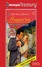 Beresford's Bride ebook by Margaret Way