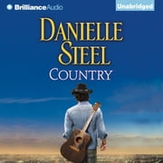 Country audiobook by Danielle Steel