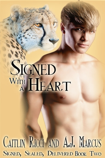 Signed with a Heart ebook by Caitlin Ricci,A.J. Marcus