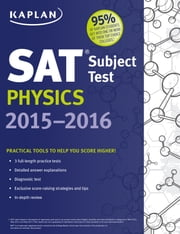 Kaplan SAT Subject Test Physics 2015-2016 ebook by Kaplan
