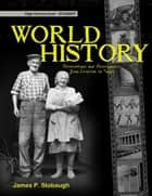 World History-Student ebook by James P. Stobaugh
