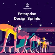 Enterprise Design Sprints audiobook by Richard Banfield