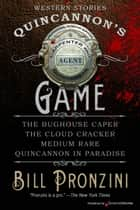 Quincannon's Game ebook by Bill Pronzini