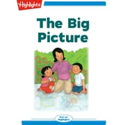 Big Picture, The audiobook by Marianne Mitchell
