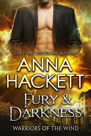 Fury Darkness Warriors Of The Wind 3 Ebook By Anna Hackett