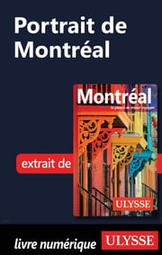 Portrait de Montréal ebook by Collectif