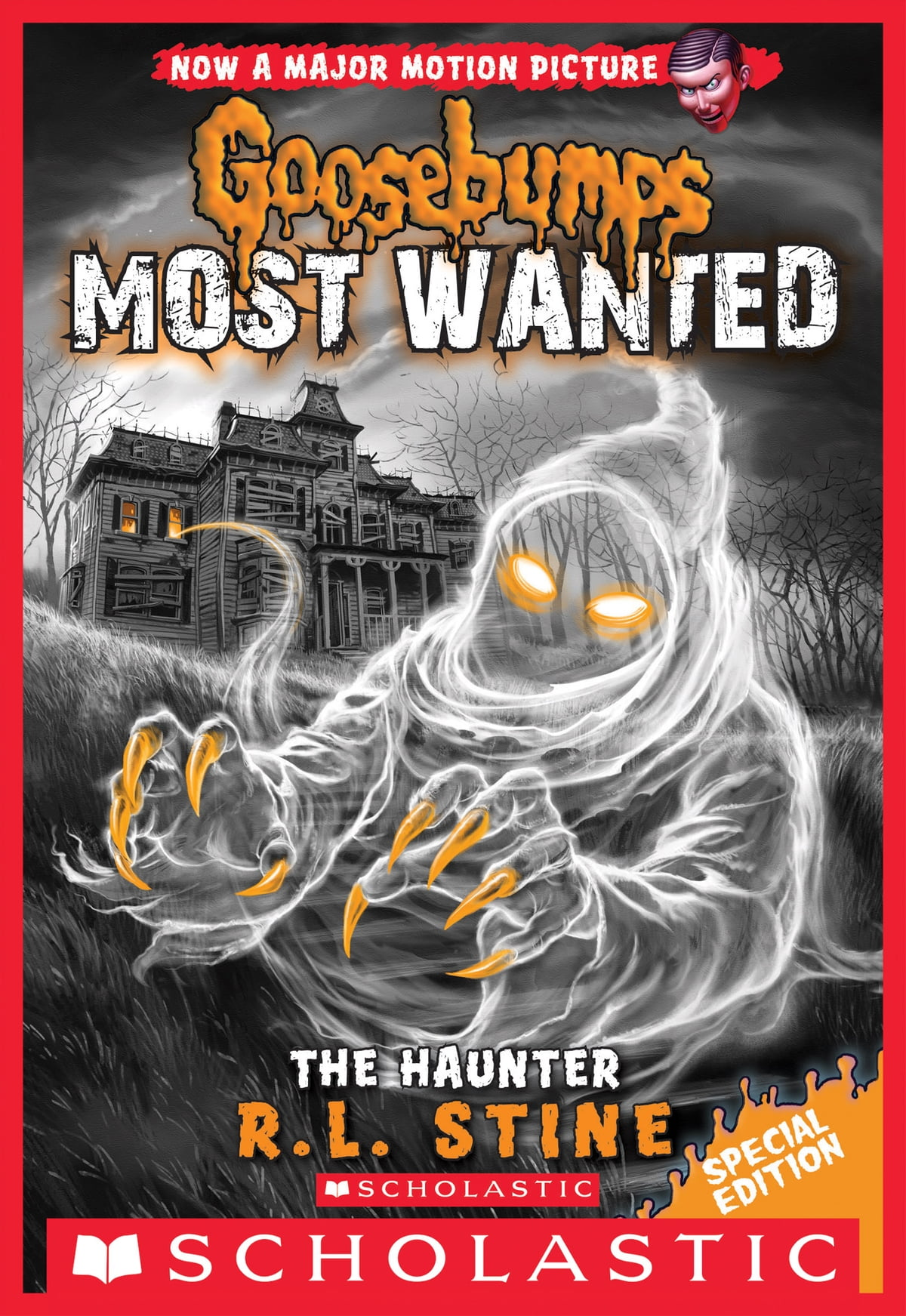 The Haunter (goosebumps Most Wanted: Special Edition #4) Ebook By Rl  Stine  9780545825467  Rakuten Kobo