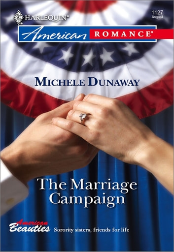 The Marriage Campaign ebook by Michele Dunaway