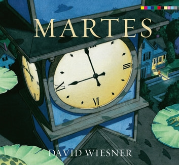 Martes ebook by David Wiesner
