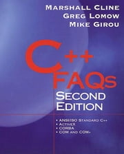 C++ FAQs ebook by Cline, Marshall P.