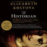 The Historian audiobook by Elizabeth Kostova