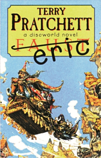 Eric - Discworld: The Unseen University Collection ebook by Terry Pratchett