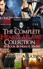 The Complete Heart Aflame Collection II: 20-Book Bundle (5 Series) ebook by Melissa F. Hart
