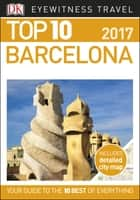 Top 10 Barcelona ebook by DK Travel