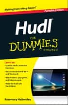 Hudl For Dummies ebook by Rosemary Hattersley