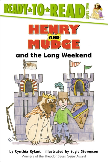 Henry and Mudge and the Long Weekend - With Audio Recording ebook by Cynthia Rylant