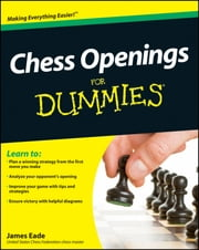 Chess Openings For Dummies ebook by Kobo.Web.Store.Products.Fields.ContributorFieldViewModel
