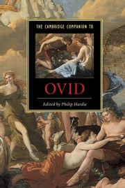 The Cambridge Companion to Ovid ebook by Philip Hardie