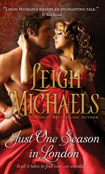 Just One Season in London ebook by Leigh Michaels