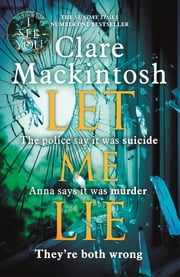 Let Me Lie ebook by Clare Mackintosh